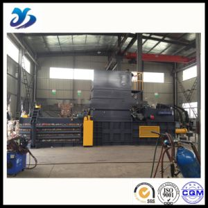 Hydraulic Horizontal Baler for Packing Tubers pictures & photos