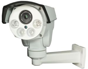 4X Optical Zoom 2.8-12mm Lens 4MP Waterproof IP PTZ CCTV Camera pictures & photos