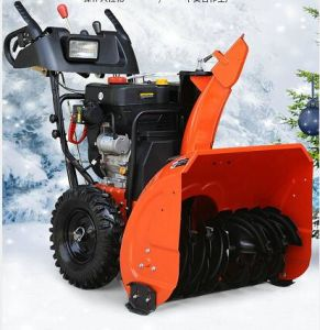 "270cc 28"" Loncin Engine Snow Blower pictures & photos"