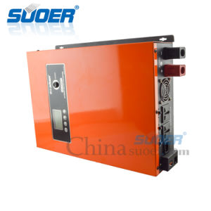 Suoer 12V 230V 800W UPS DC AC Sine Wave Inverter (FPC-T1800CA) pictures & photos