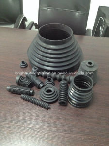 OEM High Quality New Molded Black Rubber Bellows pictures & photos