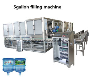 1200bph 5gallon Barrel Filling Production Line pictures & photos