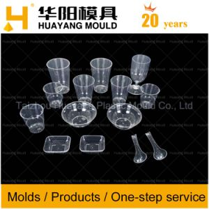 Thinwall Tableware Mould Disposable Tableware Mould pictures & photos