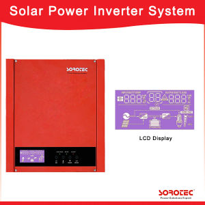 1-2kVA Modified Sine Wave Solar Inverter with PWM Solar Controller pictures & photos