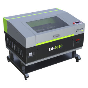 Wood Acrylic Nonmetal of New Top Quality of CO2 Laser Cutting Machine Es-9060 pictures & photos