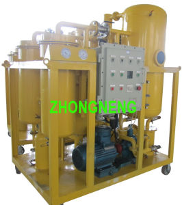 Turbine Oil Purifier, Portable Lube Oil Purifier/ Oil Filtration pictures & photos
