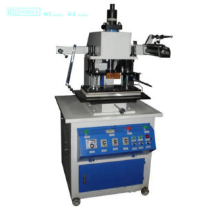 Tam-320-H Strong Semi-Automatic Hydraulic Pressure Hot Stamping Machine pictures & photos