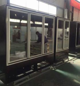 Commercial Glass Door Display Fridge for Drink Cooler pictures & photos