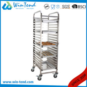 Moving Bread Pan Mobile Transport Catering Kitchen Equipment pictures & photos