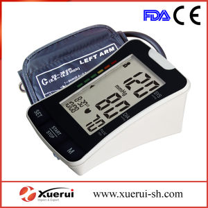 Best Quality Digital Automatic Arm Blood Pressure Monitor pictures & photos