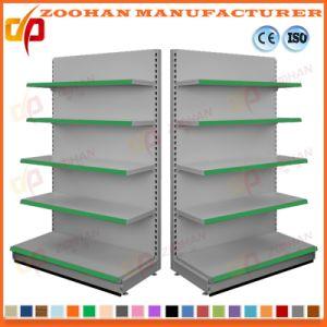 Fashion Supermarket Single Side Holeback Wall Display Shelf (Zhs549) pictures & photos