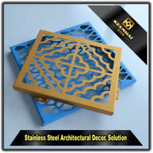 Interior and Exterior Aluminum Modern Wall Panels for Decorative pictures & photos