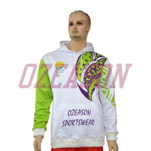 Custom Wholesale Blank Pullover Hoodies Men pictures & photos