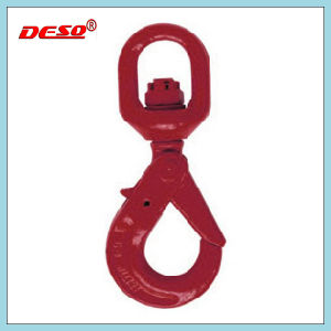 G80 Swivel Self-Locking Safety Hook pictures & photos