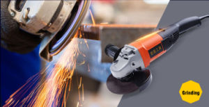 2300W Soft Start Angle Grinder for Cutting/Grinding (KD15) pictures & photos