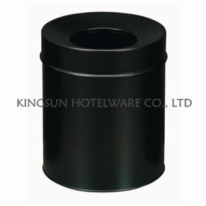 Office Garbage Bin with Cover Db-735c pictures & photos