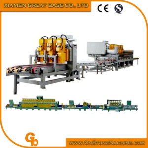 GB-850(3+5)Tiles Cutting machine pictures & photos