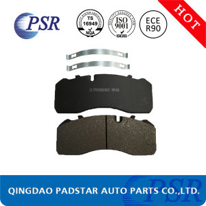 China Manufacturer Auto Parts Heavy Duty Truck Brake Pad pictures & photos