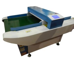 Apparel Garment Textile Conveyor Metal Detector pictures & photos
