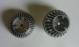 Zinc Alloy Die Casting Parts for Iron Approved SGS pictures & photos