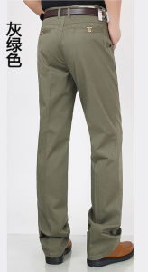 Summer Pants for Men Long Straight Trousers Men Leisure Pants pictures & photos