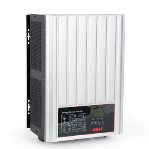 4kw Grid Tie Solar Power Inverter with MPPT Solar Charge Controller pictures & photos