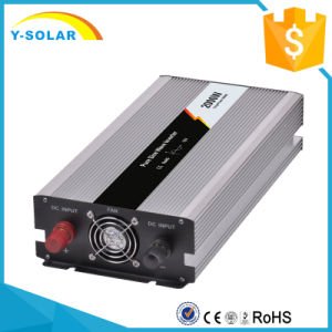 2000W 12V/24V/48V DC-Input 110V/220V AC-Output Solar off Grid Tie Inverter pictures & photos