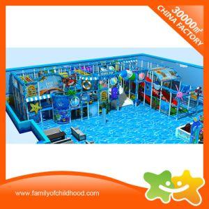 Deep Sea Theme Soft Indoor Amusement Park Equipment for Kids pictures & photos