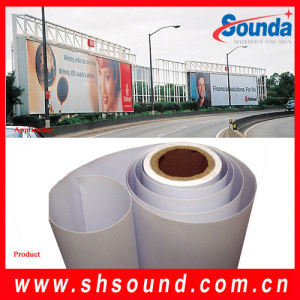 Degital Printing PVC Blockout Banner pictures & photos