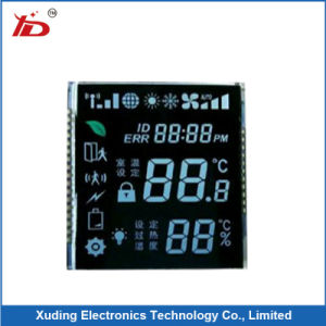 Small Customized Miniature LCD Display Grey Backlight pictures & photos