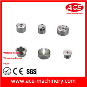 Brass CNC Machining Part of Flange pictures & photos