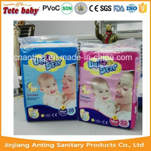 3D Leak Prevention Channel Anti-Leak and Babies Age Group Baby Panty Baby Diaper pictures & photos