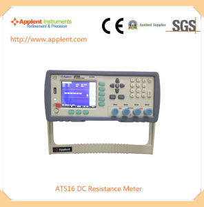 Winding Resistance Measurement Instruments for Motors (AT516) pictures & photos