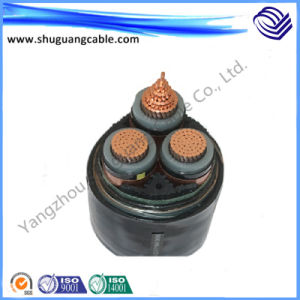 Medium-Voltage XLPE Insulated Power Cable pictures & photos