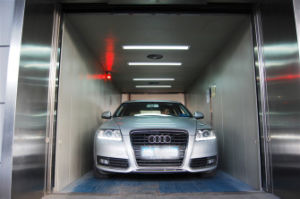 Fujizy Drive Unit for Car Elevator pictures & photos