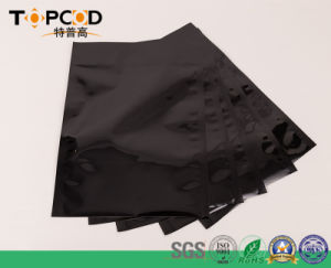 ESD Shielding Anti-Static PE Vacuum Bag for PCB, Electronic Parts Packing pictures & photos
