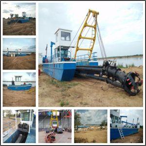 Diesel Engine Cutter Suction Sand Dredger pictures & photos