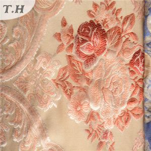 100% Polyester Weave Fabric for Jacquard Fabric Sofa Designs (FTH32084) pictures & photos