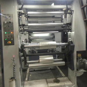 High Speed Computer Controlled Gravure Printing Machine for Plastic Film pictures & photos