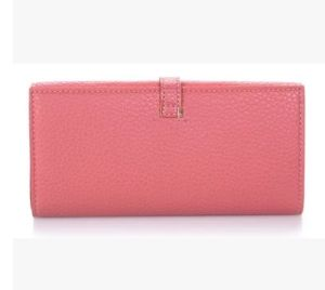 Fashion Ladies Long Wallet Phone Bag Buckle Female Wallet Card Package pictures & photos