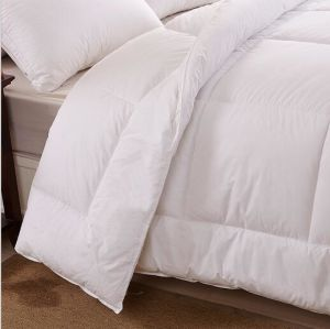 Elelgant Cheap Bedding Down Comforter Set Made in China pictures & photos