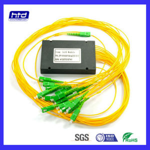 The Professional Supplier on PLC Splitter Sc/APC