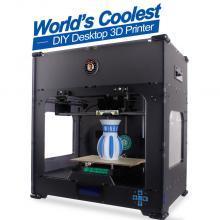 Dual Extruder Fdm 3D Printer