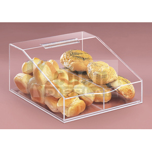 Acrylic Food Container/Food Box (KC-P022)