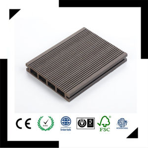100% Recycled 150*25mm Green Material Garden Use WPC Decking Floor pictures & photos
