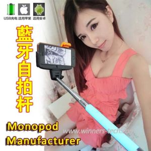 Monopod Selfie Support Ios Android OS Mobile Phone Gopro Camera Kjsart Z07-5 Wrieless Selfie Stick Sp09