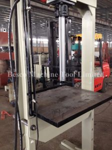 C Frame Hydraulic Press, Single Column Hydraulic Press pictures & photos
