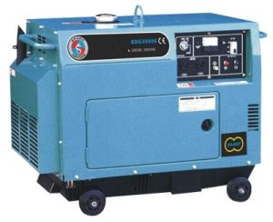 Diesel Genset (SDG6500S) pictures & photos