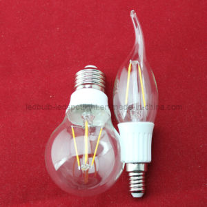LED Incandescent Replacement Filament Light Lamp pictures & photos