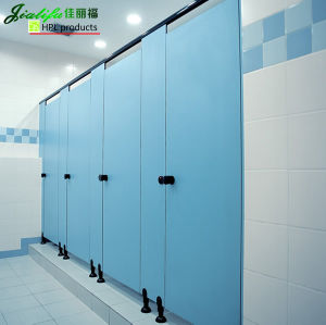 Jialifu Canton Fair Hot Selling Waterproof HPL Toilet Partition pictures & photos